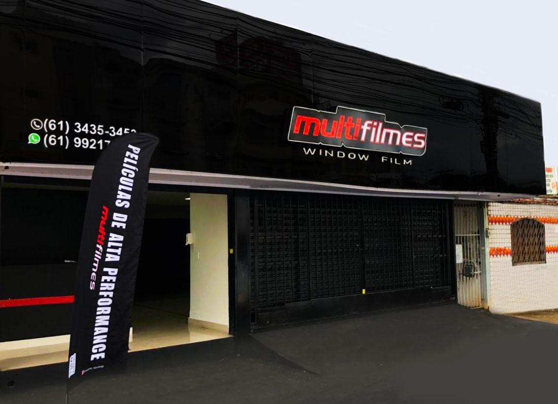 Multifilmes Chega em Taguatinga - DF